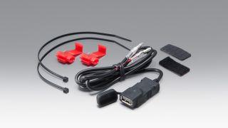 USBポートKIT シングル インジケーター付 DC5V/2.5A