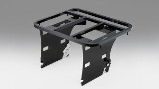 ツーリングキャリア デタッチャブルマウント FXBB・FXLR・FLDE・FLSL 18Y- ブラック