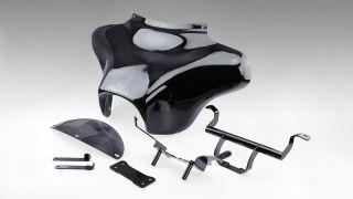 フェアリングKIT レブル250/500 17Y- 黒ゲルコート仕上げ