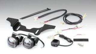 フォグランプKIT LED レブル250 ABS/500 17Y-